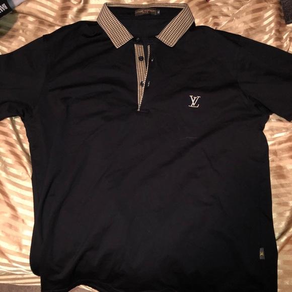 a7ea5b63 Louis Vuitton Shirts | Lv Polo Shirt | Poshmark